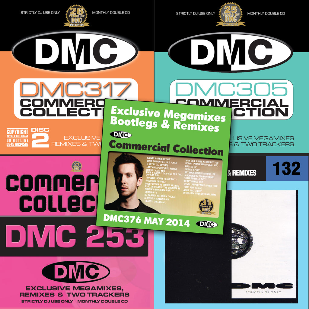 DMC COMMERCIAL COLLECTION OFFER 39