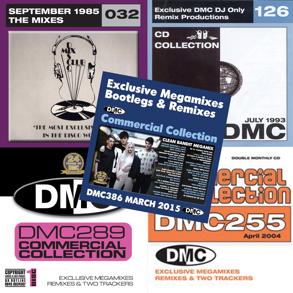 DMC Commercial Collection Offer 45