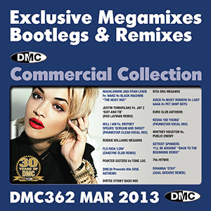 DMC Commercial Collection 362 - New Release