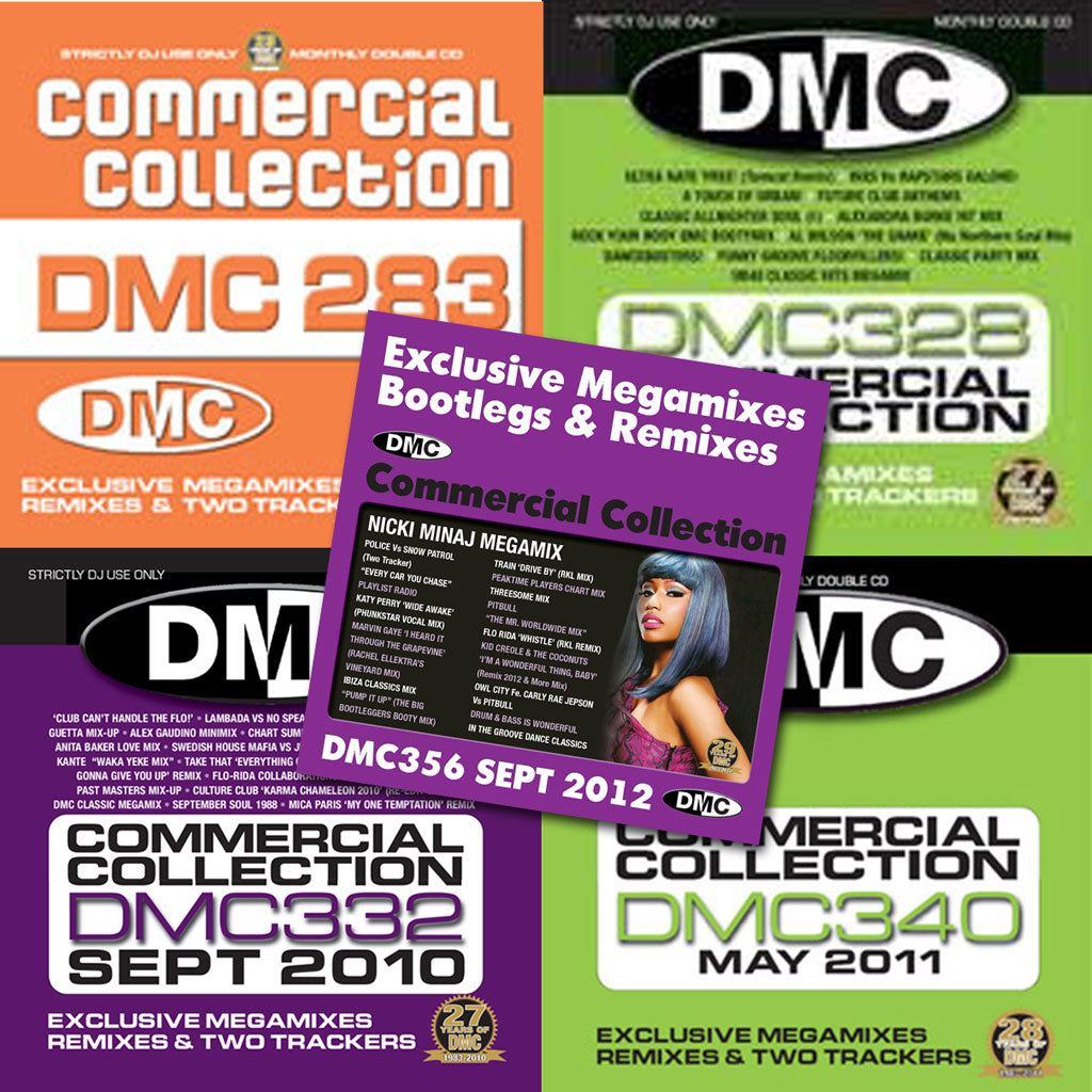 DMC COMMERCIAL COLLECTION OFFER 28