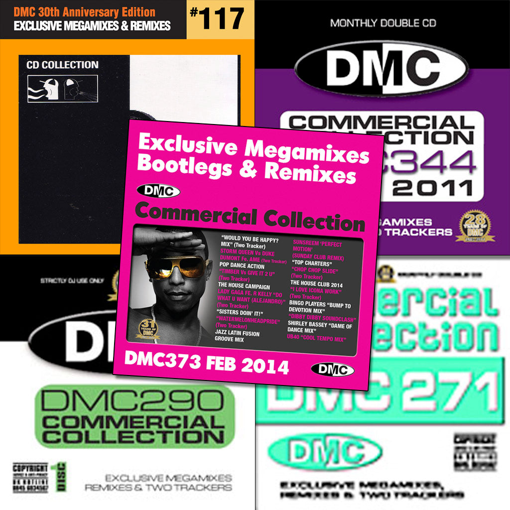 DMC Commercial Collection Offer 36