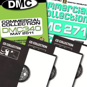 Commercial Collection Offer 7  - Nine CDs!!