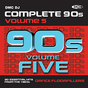 Complete 90s Collection - Disc 5 of 8 (Dance Floorfillers)