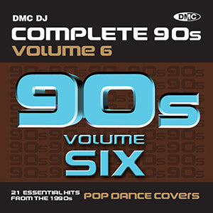 Complete 90s Collection - Disc 6 of 8 (PopDance Covers)