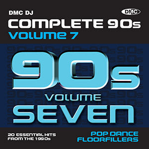 Complete 90s Collection - Disc 7 of 8 (PopDance Floorfillers)