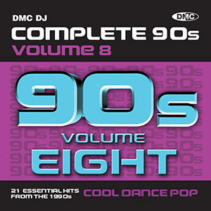 Complete 90s Collection - Disc 8 of 8 (Cool Dance Pop Hits)