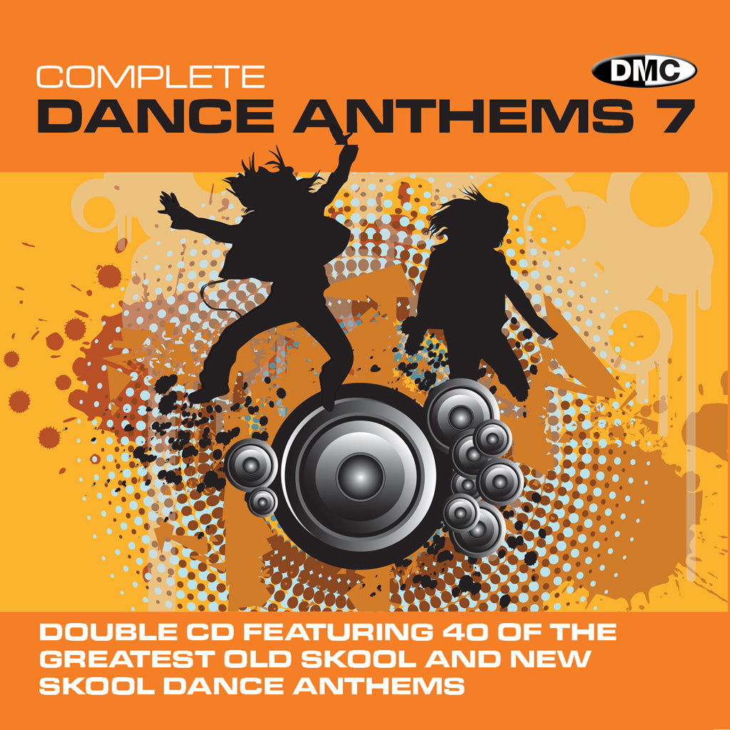 DMC Dance Anthems Volume 7 - New Release