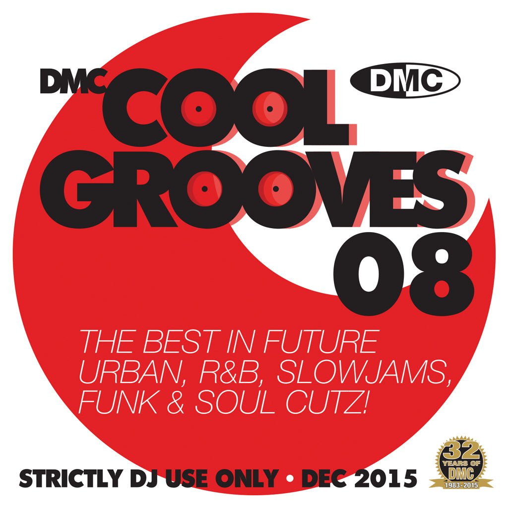 DMC COOL GROOVES 8 - December 2015 release