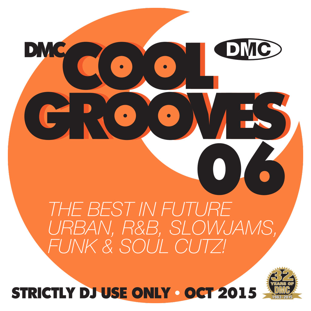 DMC Cool Grooves 6 - October Release