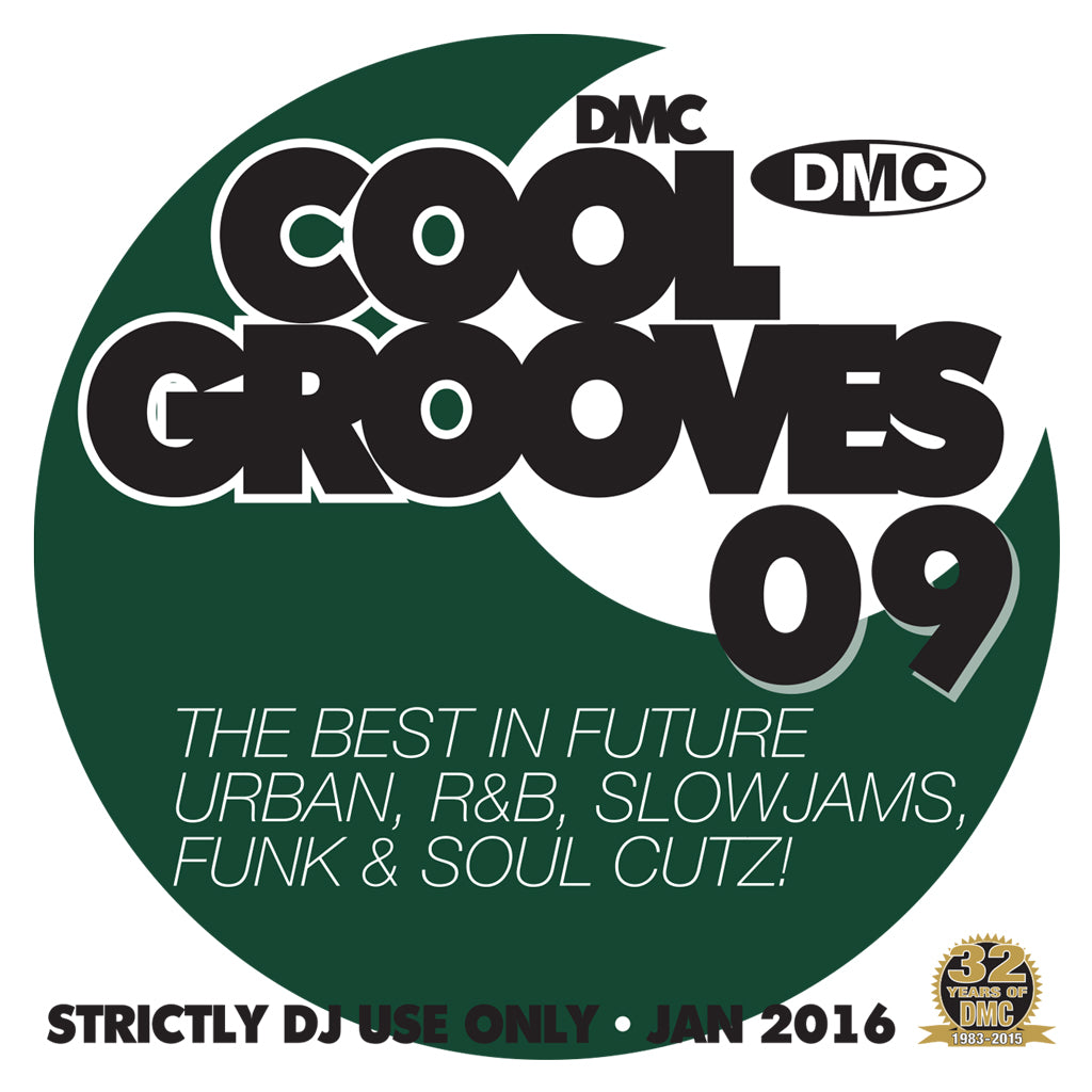 DMC COOL GROOVES 9 - January 2016 release