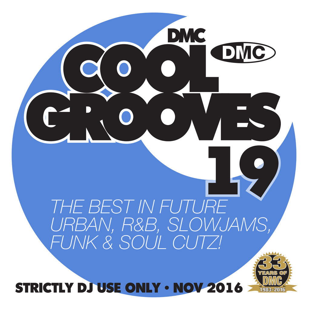 DMC COOL GROOVES 19 - Mid November Release