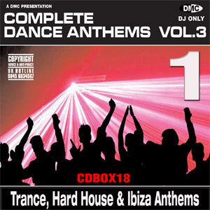 Complete Dance Anthems 3 - Disc 1 of 4