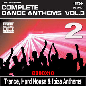 Complete Dance Anthems 3 - Disc 2 of 4