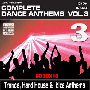 Complete Dance Anthems 3 - Disc 3 of 4