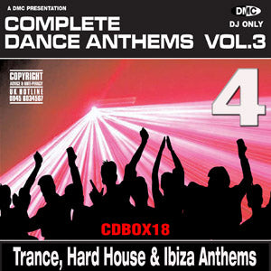 Complete Dance Anthems 3 - Disc 4 of 4