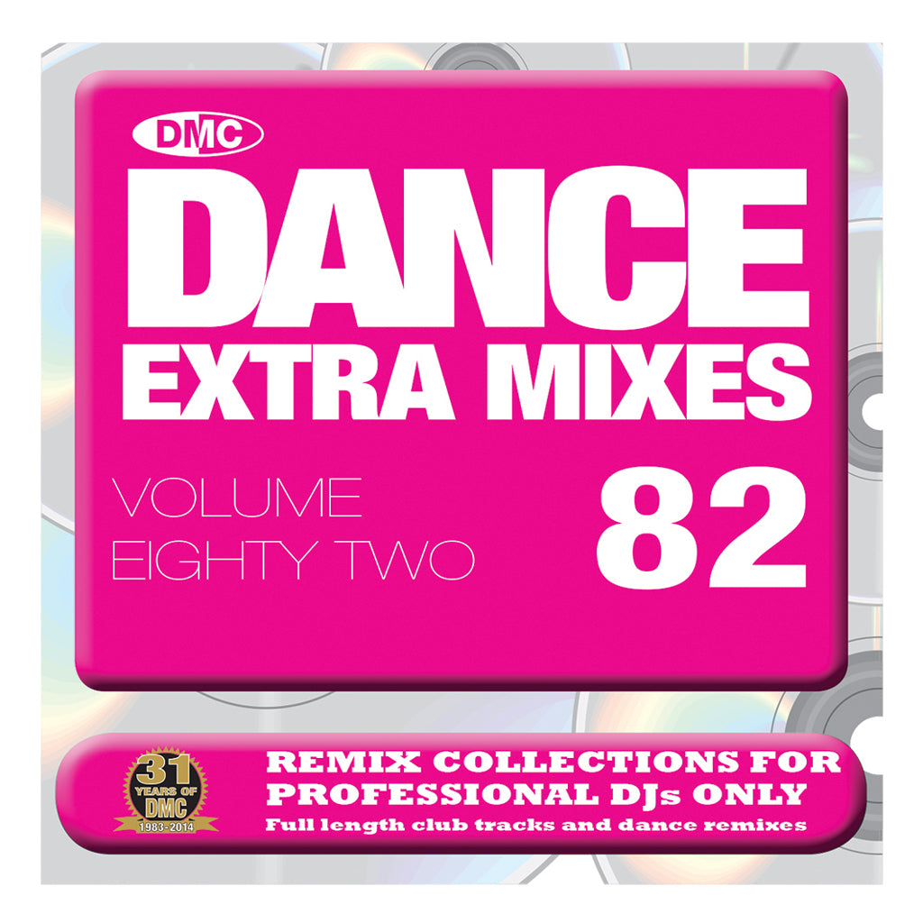 DMC Dance Extra Mixes 82 - October Release