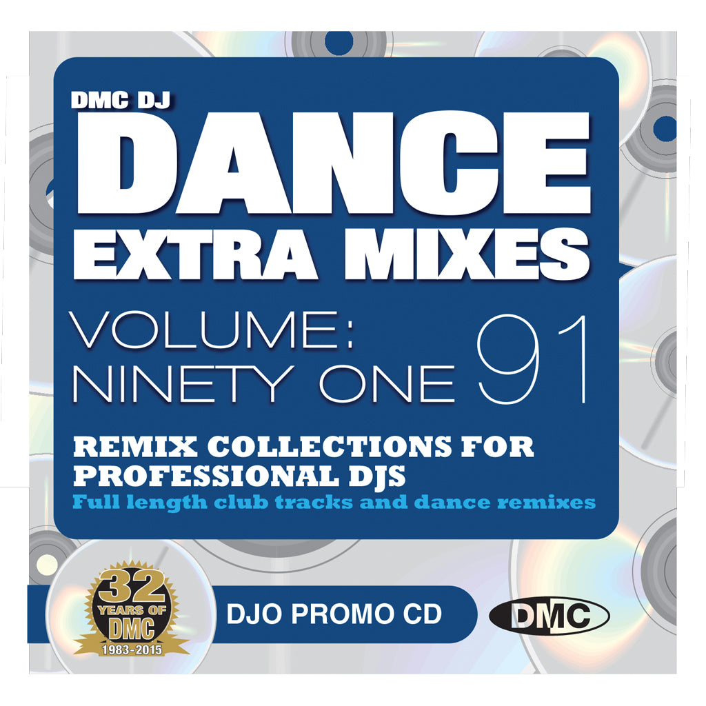 DMC Dance Extra Mixes 91 - July Release