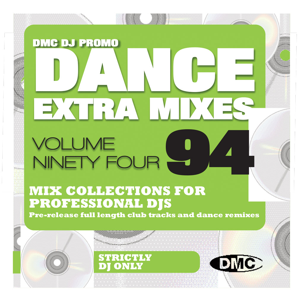 DMC Dance Extra Mixes 94 - October Release