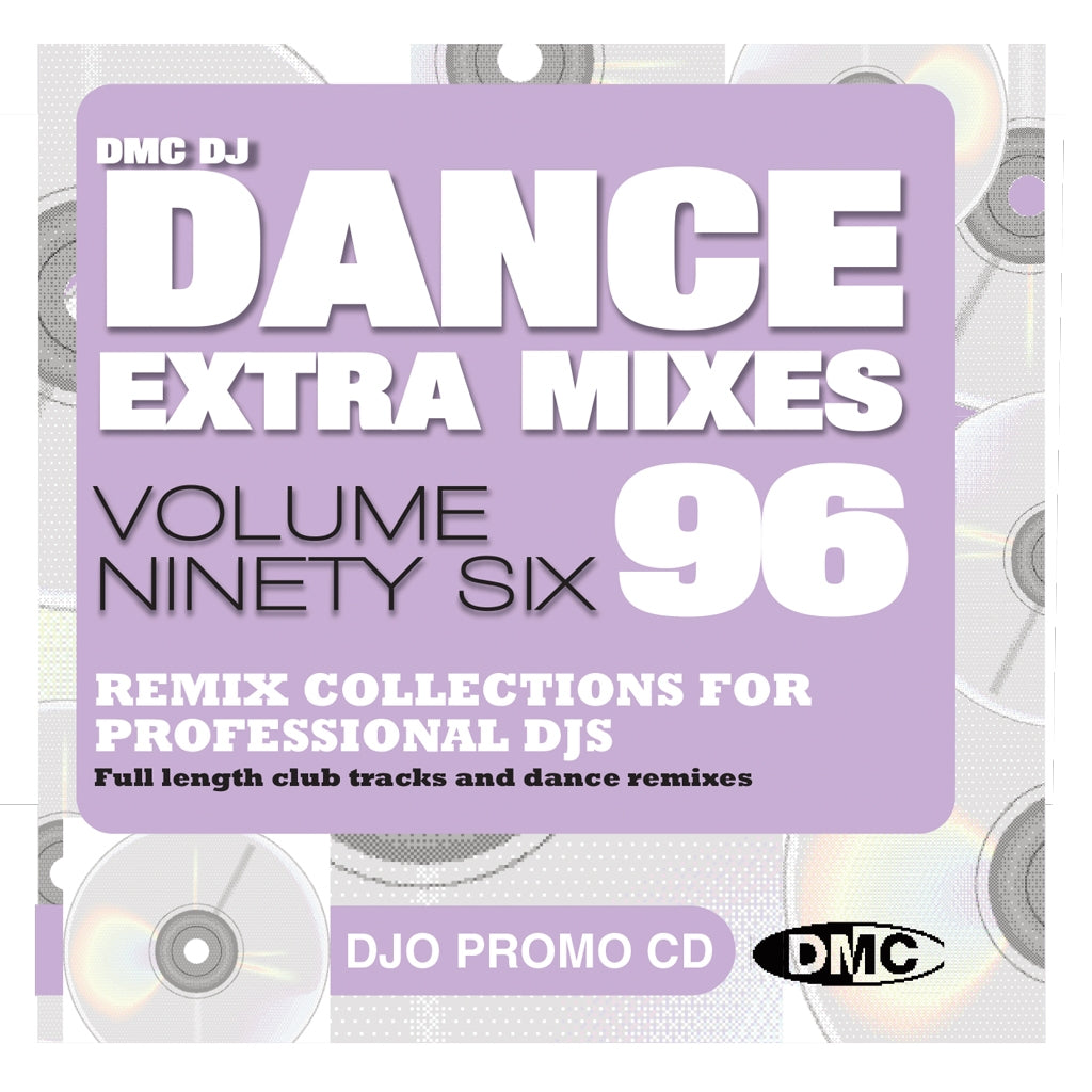 DMC Dance Extra Mixes 96 - December 2015 release