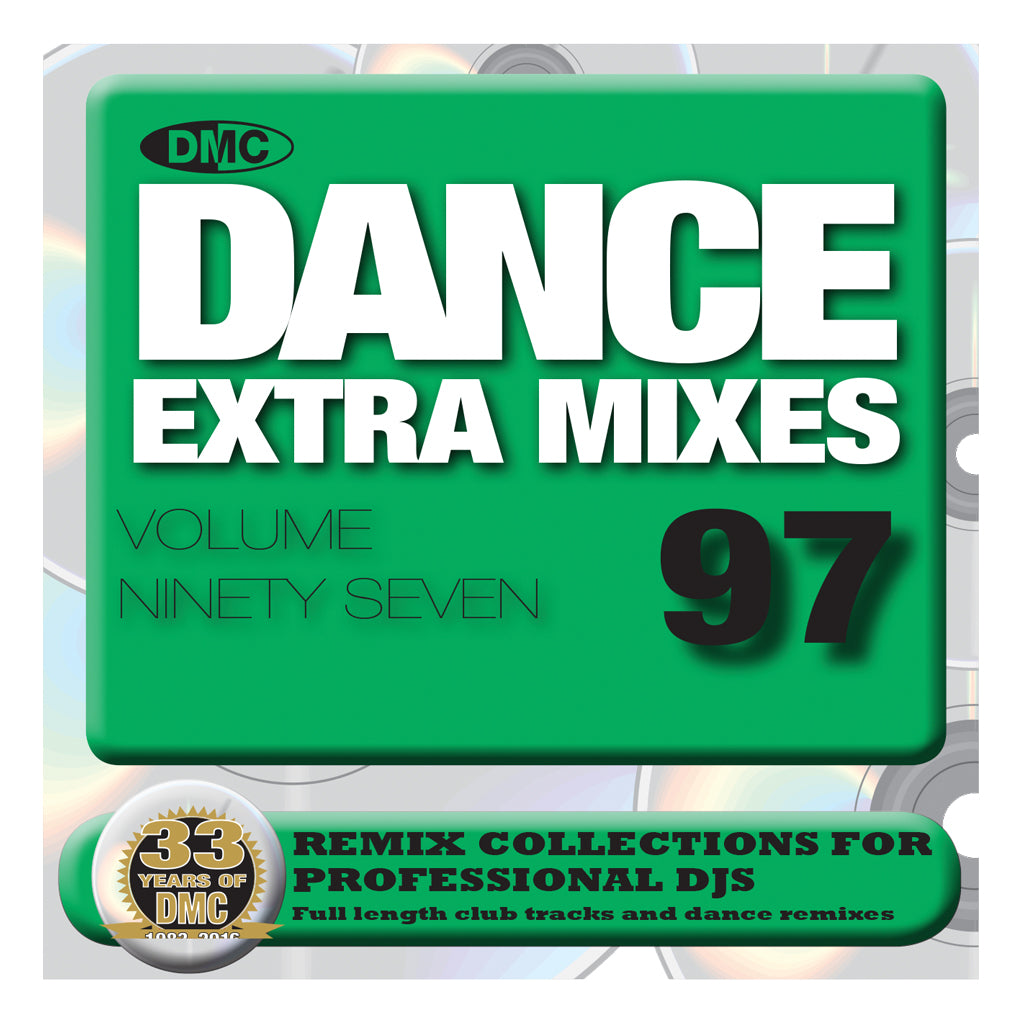 DMC Dance Extra Mixes 97 - February 2016 release