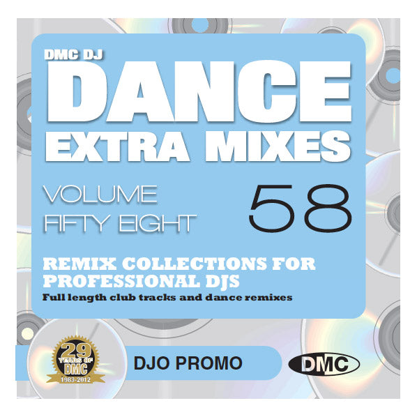 Dance Mixes Extra 58 - New Release