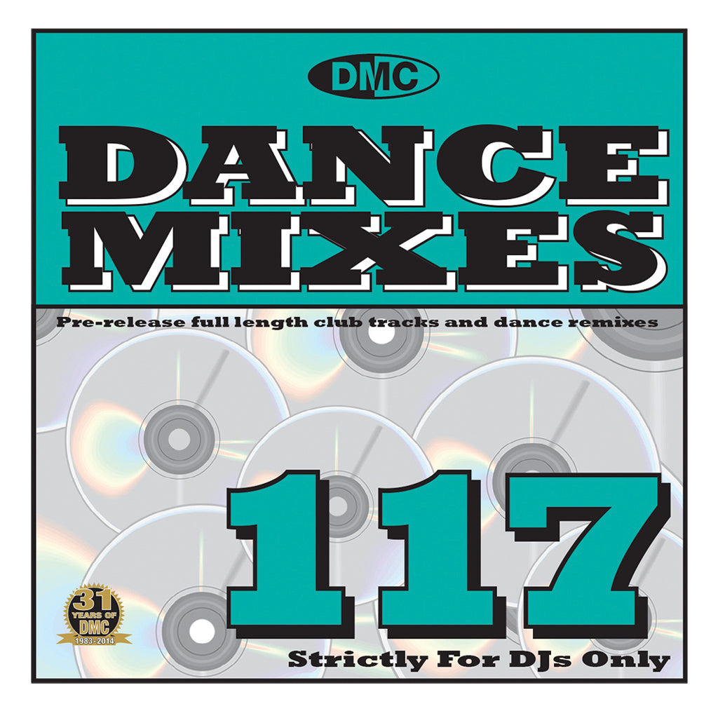 DMC Dance Mixes 117 - August Release - Out Now