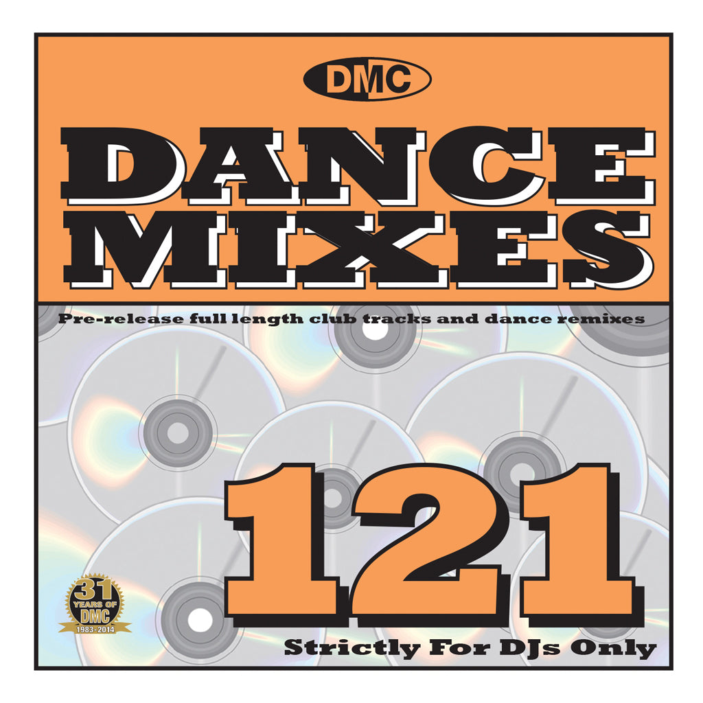 DMC Dance Mixes 121 - October Release
