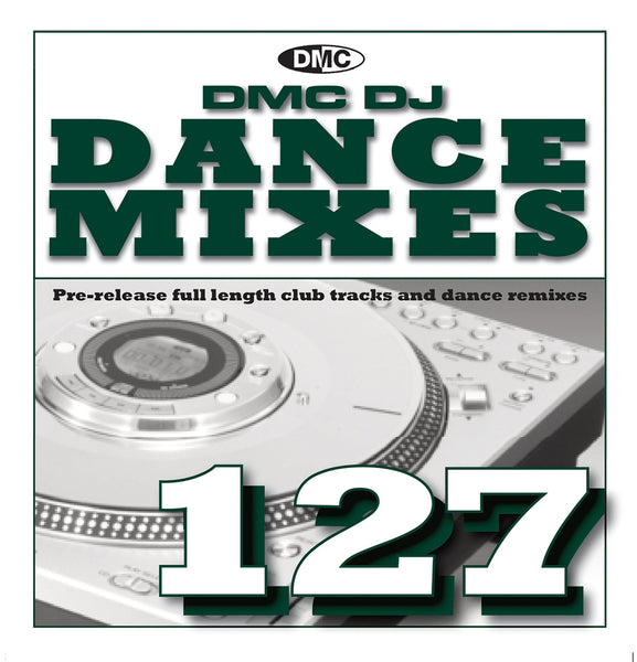 DMC Dance Mixes 127 - January 2015 Release