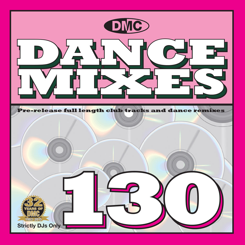 DMC Dance Mixes 130 - Mid-Month February Release