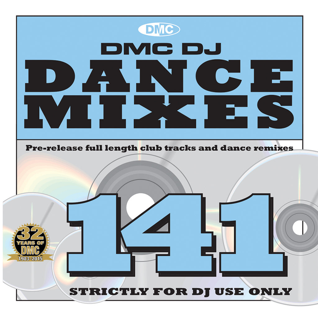 DMC Dance Mixes 141 - August Release
