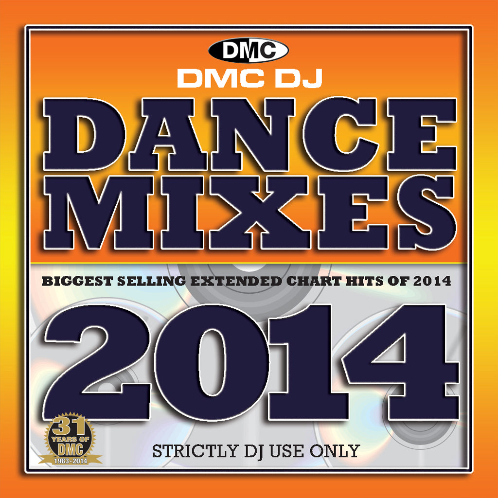 DMC Dance Mixes 2014 - The biggest and best remixes & hottest dance records of 2014, all on one essential cd triple pack - New Release
