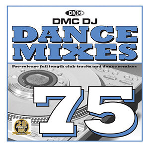 DMC Dance Mixes 75 - New Release