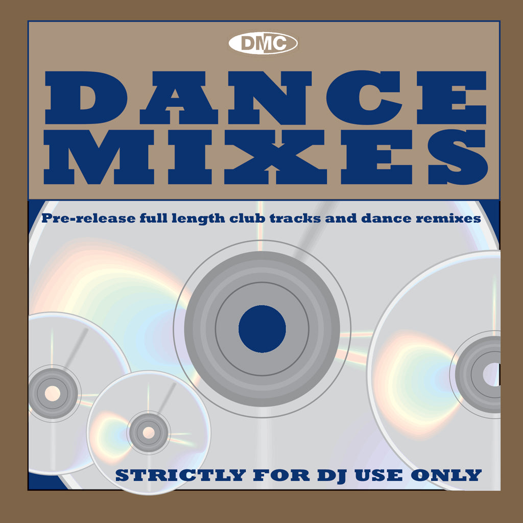 DMC DJ SUBSCRIPTION - 3 MONTHS - DANCE MIXES CD -  Mid Month CD - UK ONLY - Only 1 postage payment, 2 months FREE - Full length club tracks and dance remixes for djs