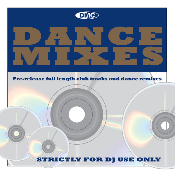 DMC DJ SUBSCRIPTION - 3 MONTHS - DANCE MIXES End of Month CD -  UK ONLY - Only 1 postage payment, 2 months FREE - Full length club tracks and dance remixes for djs
