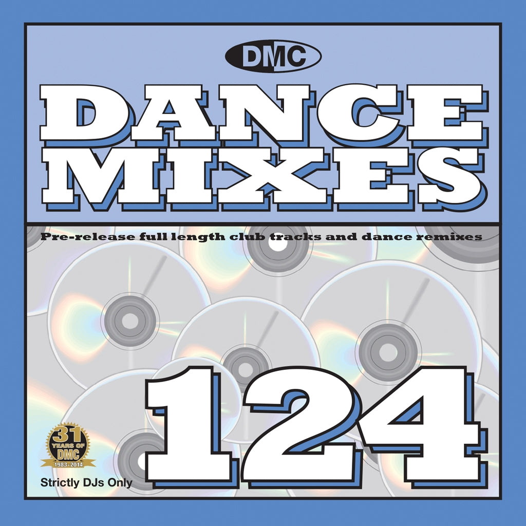 DMC Dance Mixes 124 - mid November release