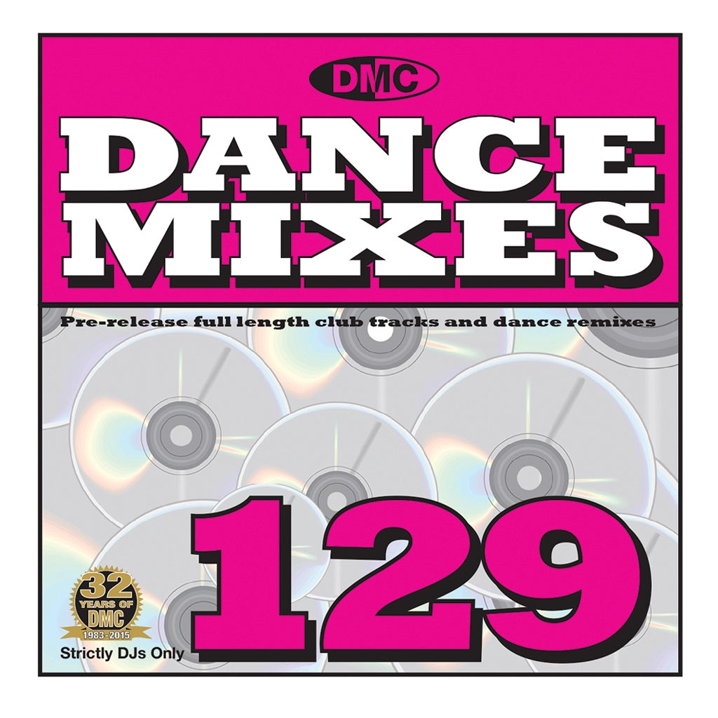 DMC  Dance Mixes 129 New Release February 2015