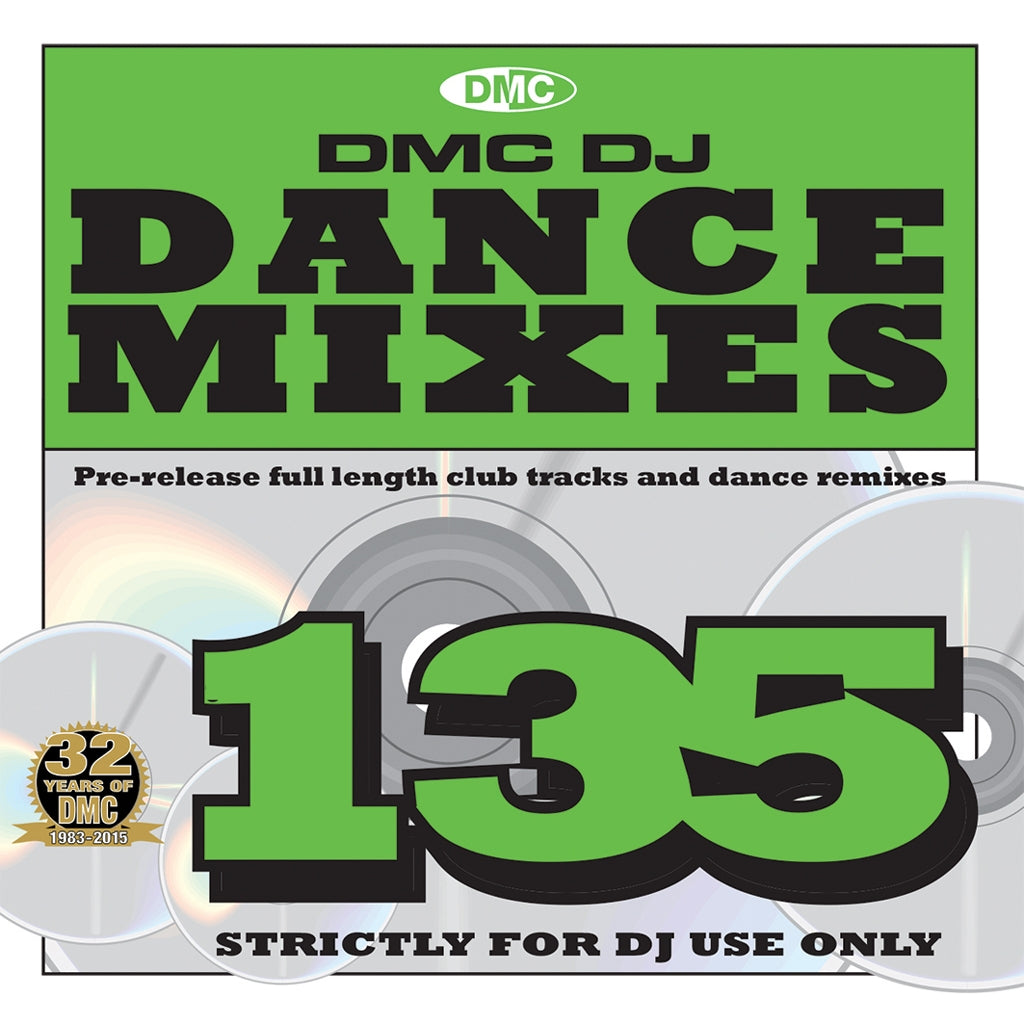 DMC Dance Mixes 135 - May Release