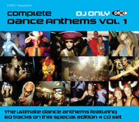 DMC Dance Anthems 1 - Disc 3 - Artists J - R