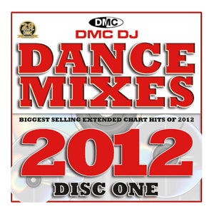 Dance Mixes 2012 (Triple CD Pack)