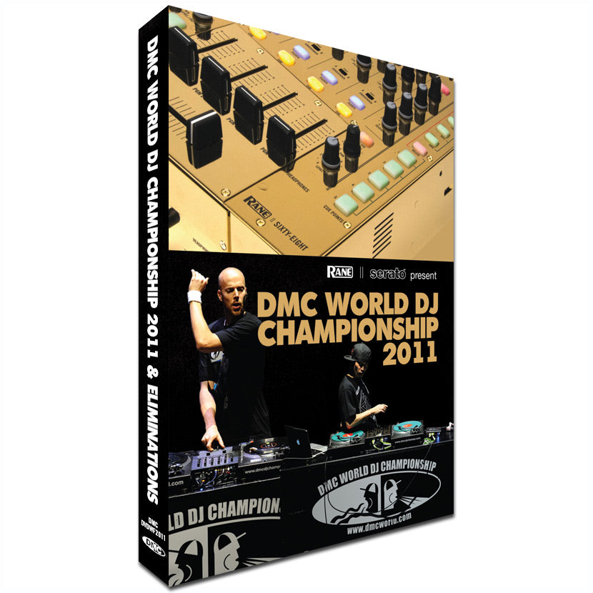 DMC World DJ Championship 2011 DVD