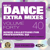 Dance Extra Mixes 40 - New Release