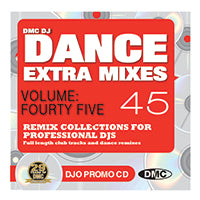 DMC Dance Extra Mixes 45 - NEW RELEASE
