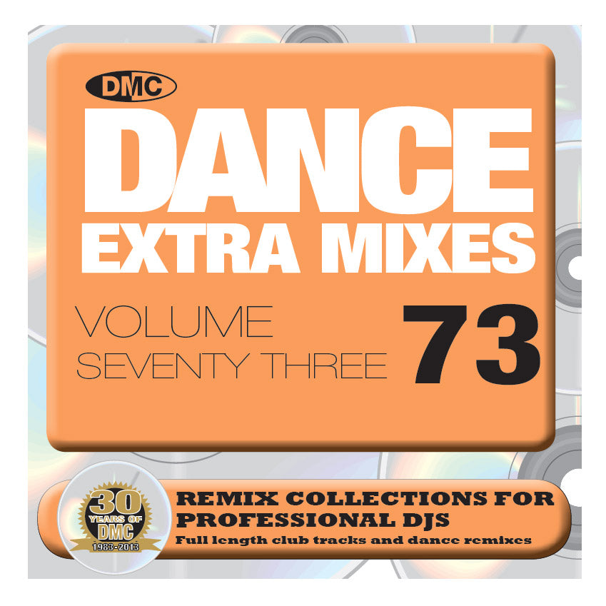 DMC Dance Extra Mixes 73 - New Release
