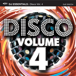 DJ Essentials: Disco 4