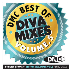 The Best Of Diva Mixes Volume 5 - NEW RELEASE