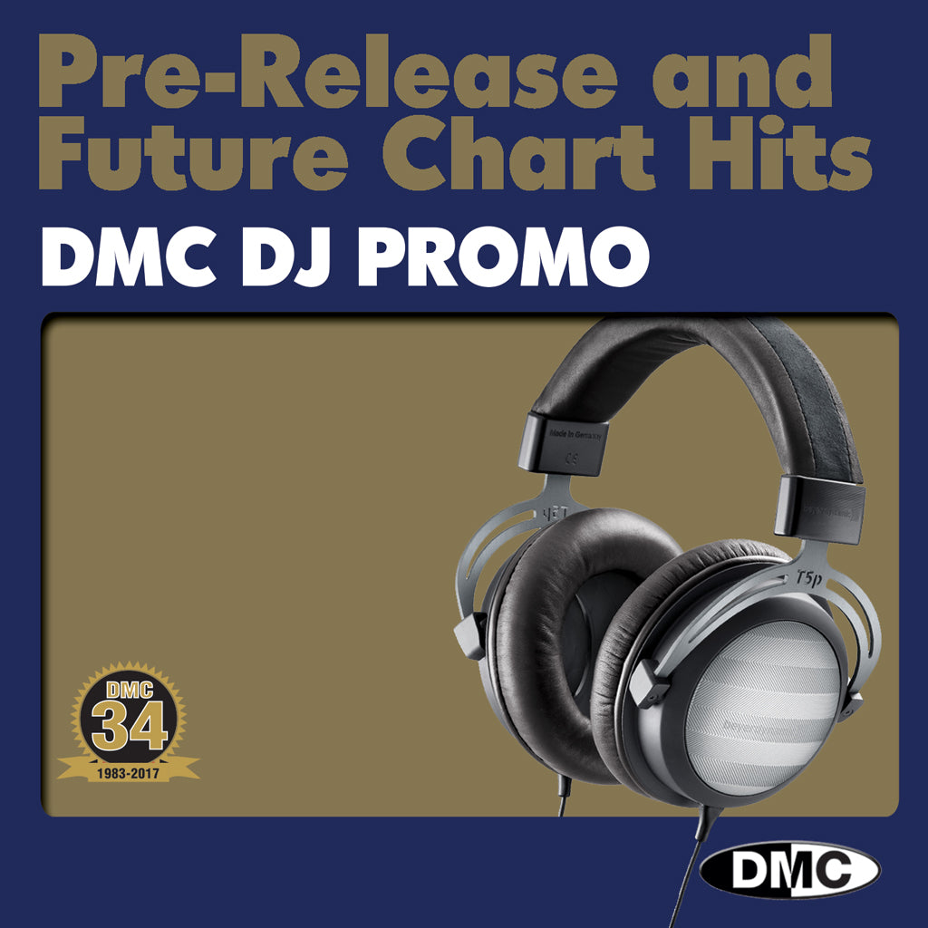 DMC DJ SUBSCRIPTION - 3 MONTHS – DJ PROMO (double CD) -  UK ONLY - Only 1 postage payment, 2 months FREE - Pre-Release and Future Chart Hits.