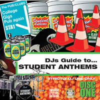 DJs Guide to... Student Anthems