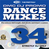 Dance Mixes 34