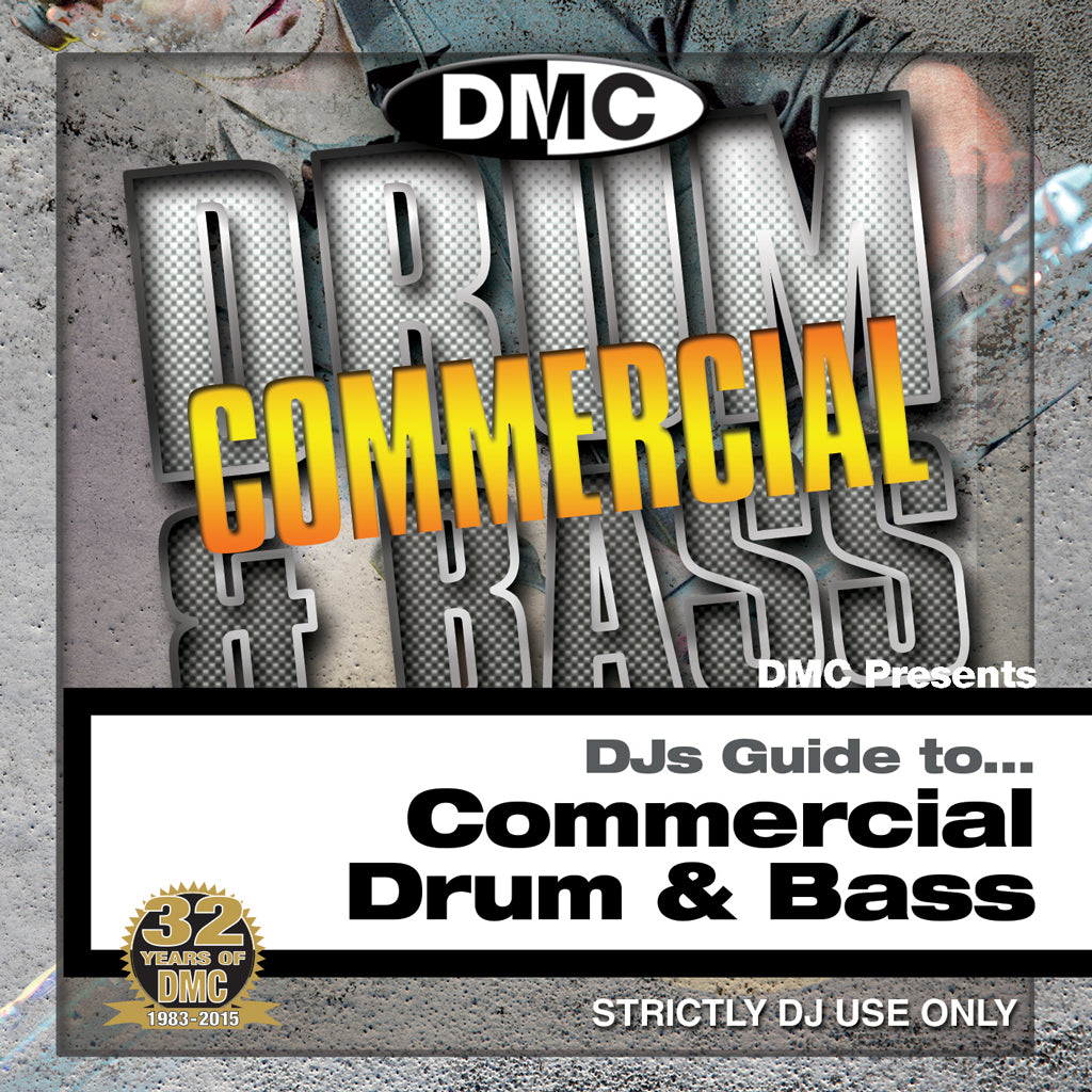 DMC DJs Guide to Commercial Drum n Bass - New Release