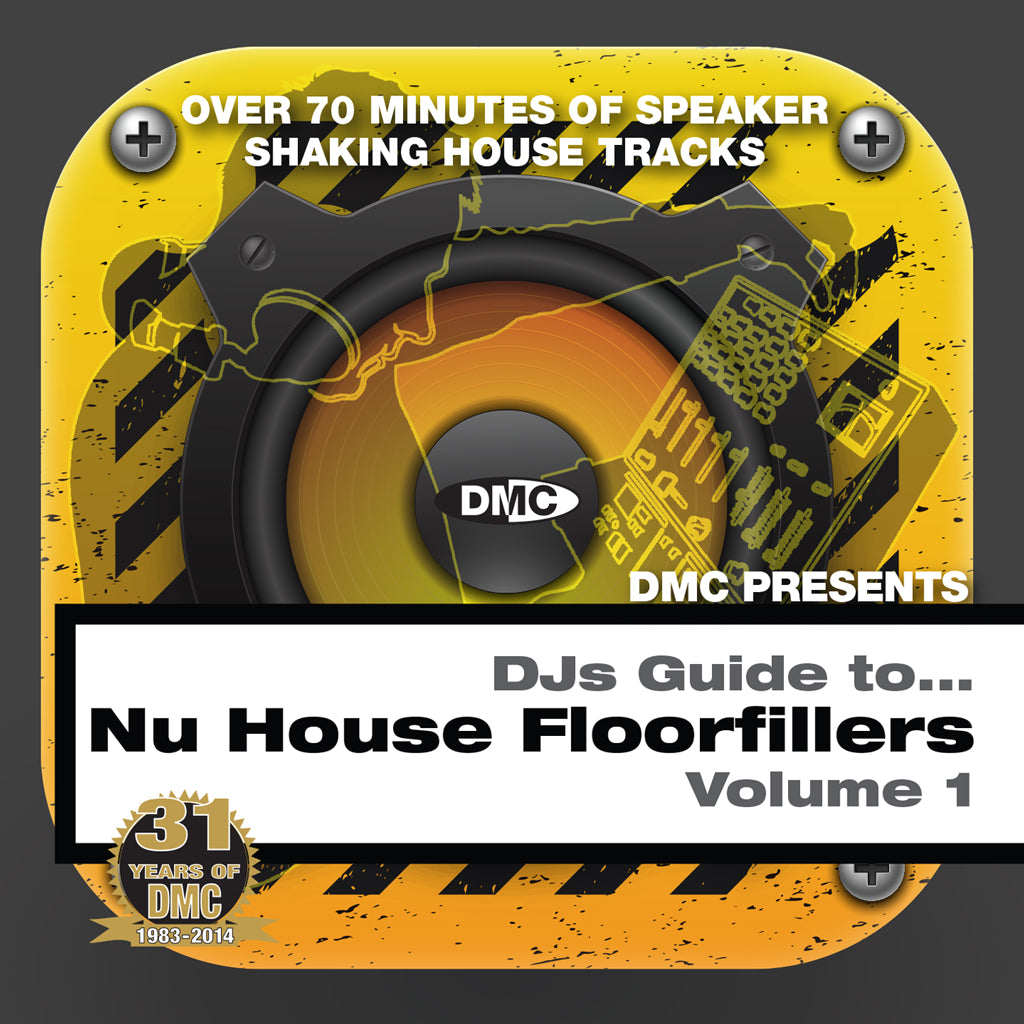 DMC Nu House Floorfillers - Over 70 Minutes of Speaker Shaking House Tracks - New Release
